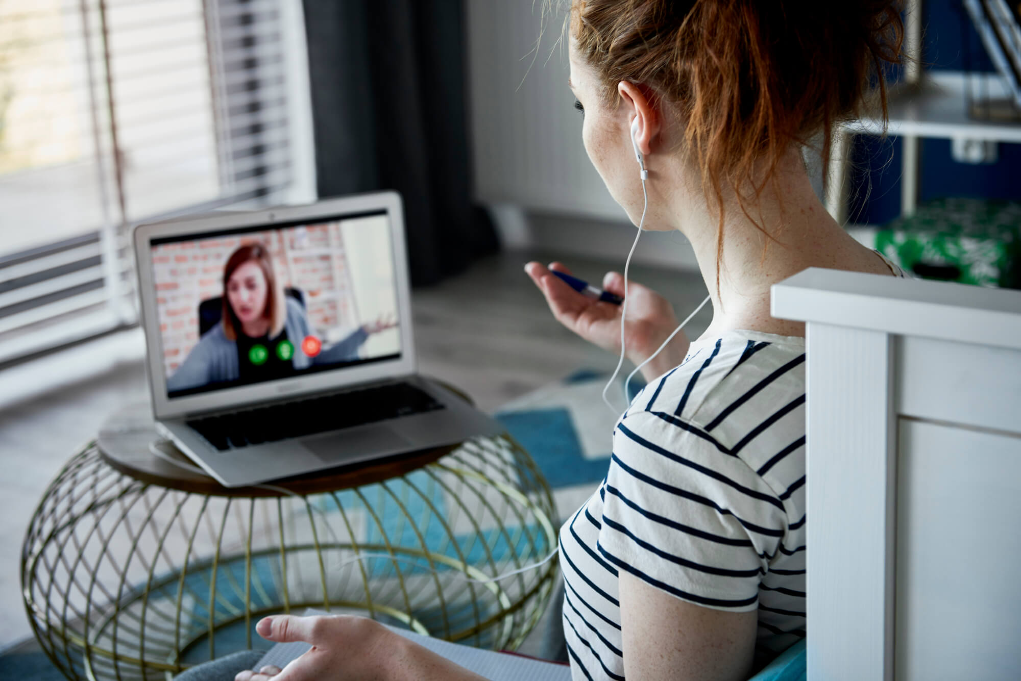 Lockdown Shouldn't Stop You from Having an Online Video Session with A Psychologist / Sydney City Psychology