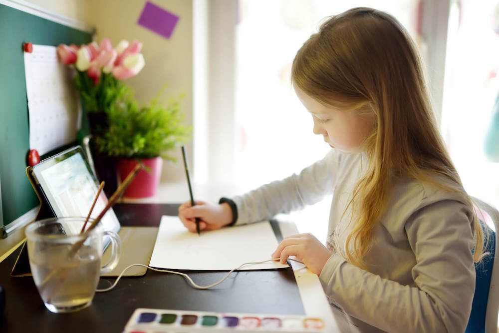 Tips For Parents Who Are Home-Schooling Children During Lockdown / Sydney City Psychology